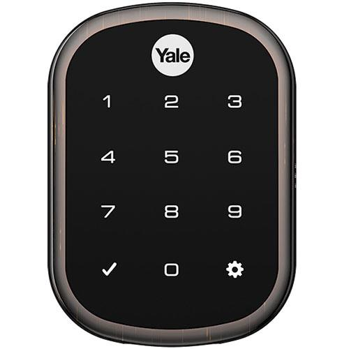 YALE ASSURE LOCK SL WITH Z-WAV
