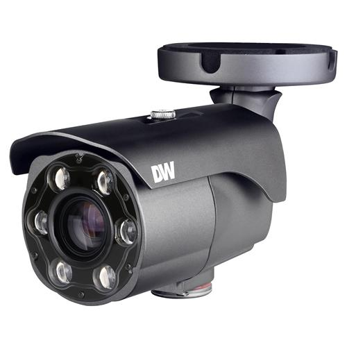 4MP IP LPR, 6-50MM, 60FT IR