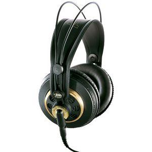 SEMI-OPEN STUDIO HEADPHONE GLD
