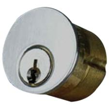 MORTISE CYLINDER 2 KEYS ALIKE
