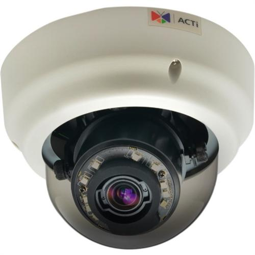 1.3MP INDOOR ZOOM DOME