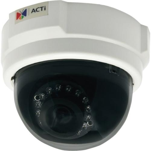 1.3MP INDOOR DOME WITH D/N, IR