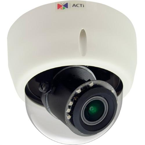 1.3MP INDOOR ZOOM DOME WITH D/