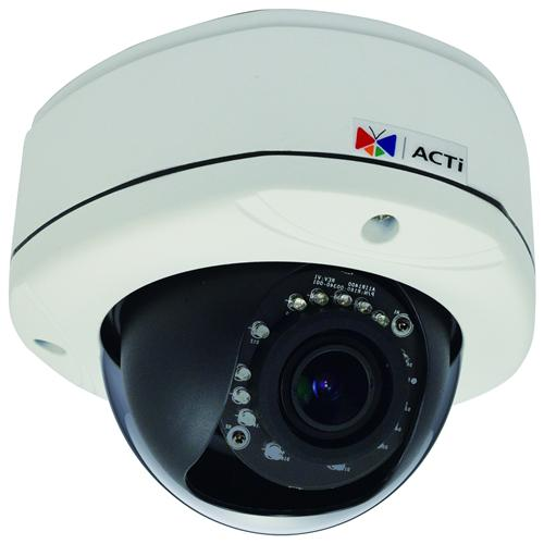 1.3MP OUTDOOR DOME W/D/N IR