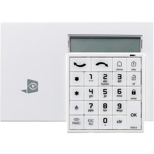 KEYPAD WITH BADGE READER