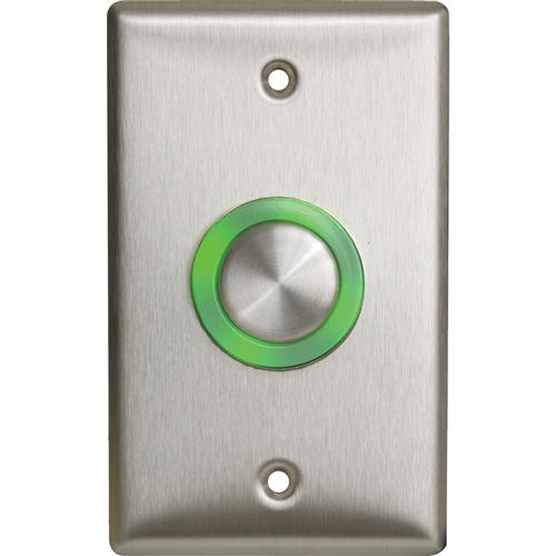 ILLUM EXIT BUTTON PUSH TO EXIT