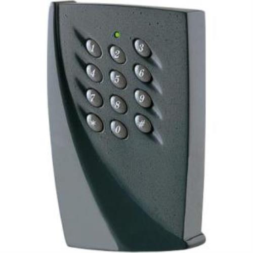1-DOOR PROXIMITY READER/KEYPAD