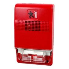 RED HORN STROBE MULTI CANDELLA
