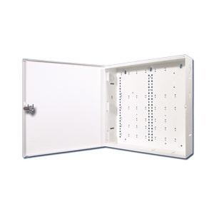 14  SMC ENCL W/HINGED DOOR WHT