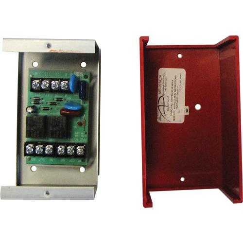 RELAY DPDT IN METAL ENCLOSURE