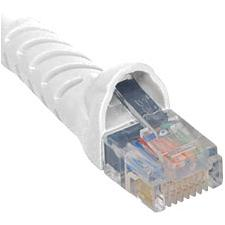 7-FT CAT5E PATCH CABLE WHITE