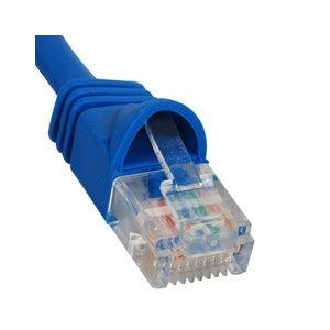 10-FT CAT5E PATCH CABLE BLUE