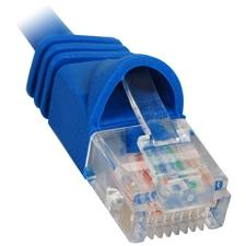 25-FT CAT6 PATCH CABLE BLUE