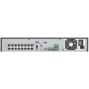 16CH 16POE6TB NVR UP TO 12MP