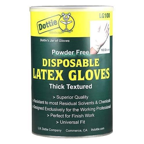 8MM LATEX GLOVES