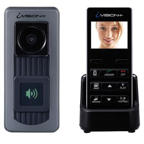 IVISION+ WIRELS INTERCOM W/VID