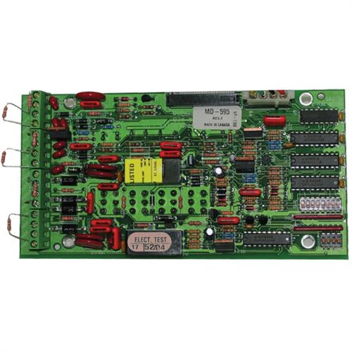 4 ZONE/2 SIGNAL ADDER CARD SER