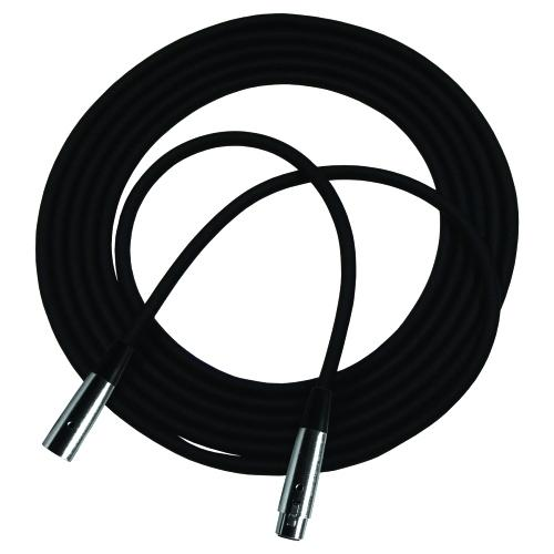 XLR CABLE 25  MALE TO FEMALE
