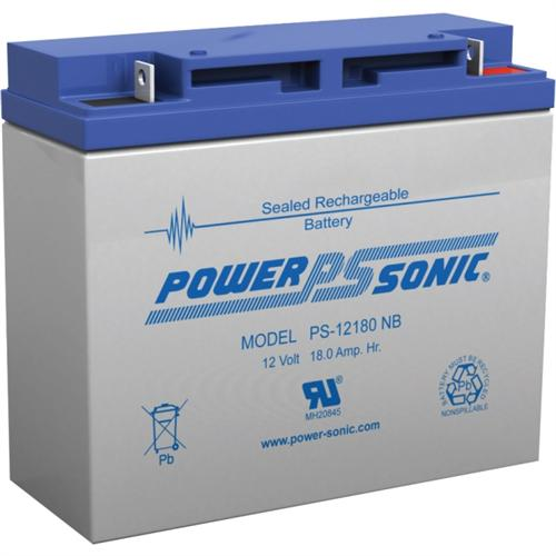 12V 18AH SLA BATTERY F2
