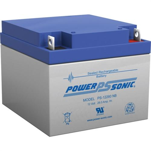 12V 26AH SLA BATTERY NB