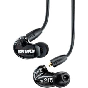 SOUND ISOLATING EARPHONES BLK