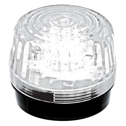 12 LED STROBE, FLASH, CLEAR