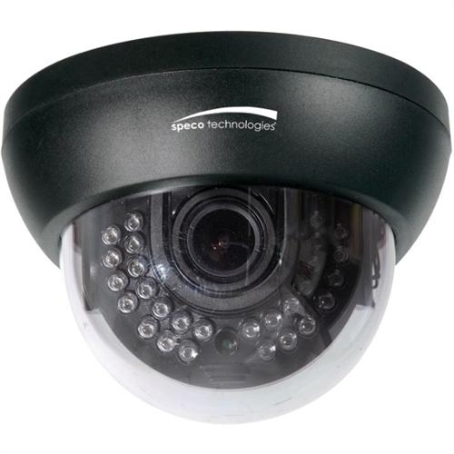 1000TVL 2.8-12MM IR DOME BLAC