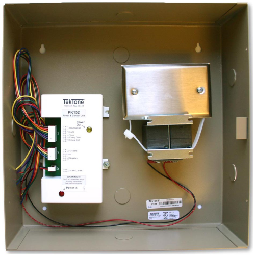 JUNCT BOX WITH PK152 & SS106