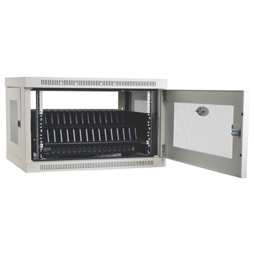 16-DEVICE USB CHARGING STA CAB