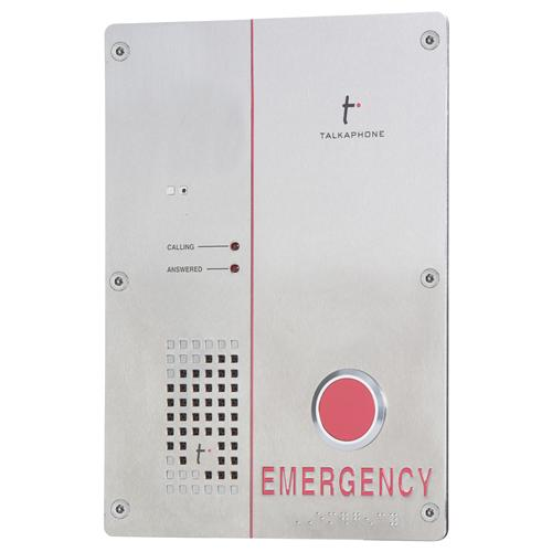 ETP-500 SERIES ANALOG CALL STN