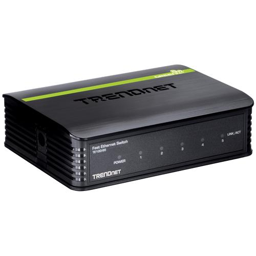 TRENDnet 8-Port Gigabit EdgeSmart PoE Switch tpe-tg44es tpetg44es