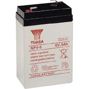 6V 4AH SLA BATTERY