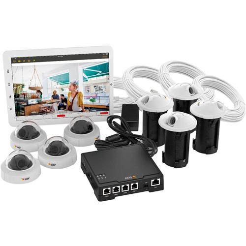 F34 COVERT IP CAM SYSTEM